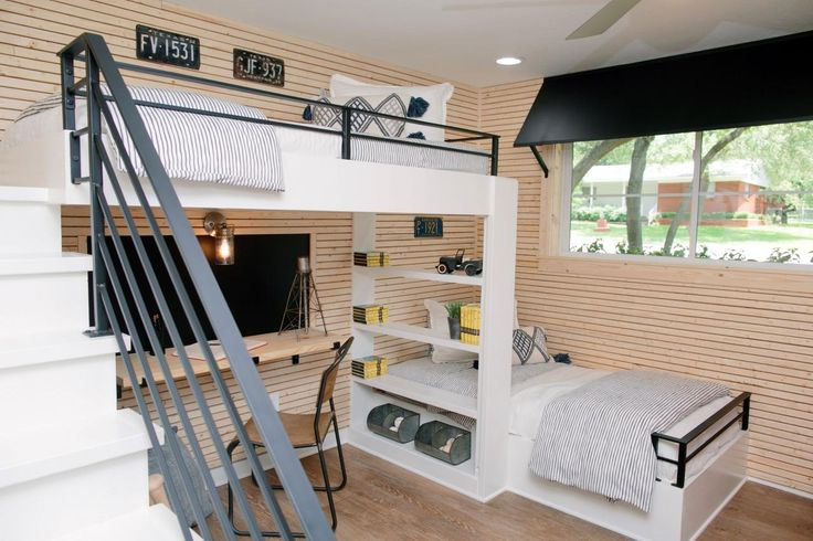 69 Best Loft Beds For Adults Images On Pinterest Child