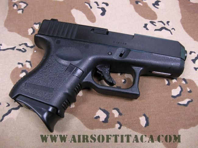 Pistola Glock 27 Negra De Kjw Airsoft Itaca Madrid Glock Airsoft