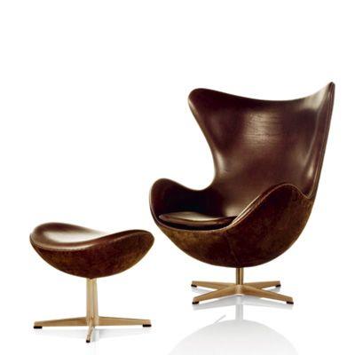 Arne Jacobsen. Арне Якобсен. Egg chair. 1958