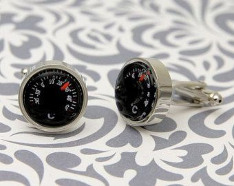 ON SALE Manual Car Cufflinks by SwagUp on Etsy