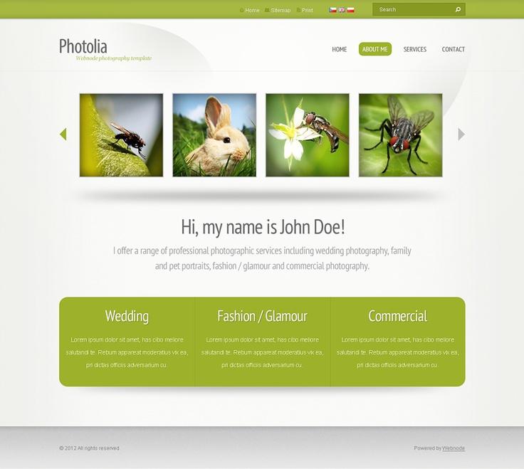White-Green Photolia