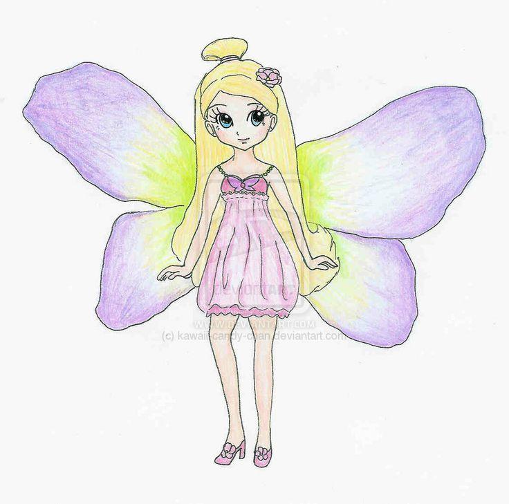Barbie thumbelina by kawaiicandychan on deviantart