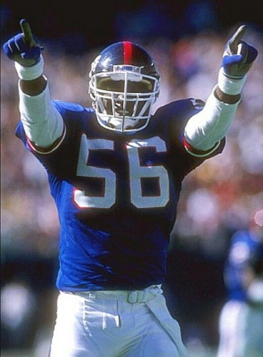 NFL Middle Linebacker - Lawrence Taylor