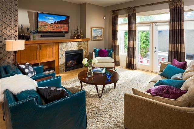 Decorating Den - living room | Calgary Designers | Pinterest