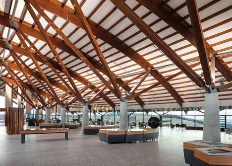 The National Arboretum Canberra by Taylor Cullity Lethlean and Tonkin Zulaikha…