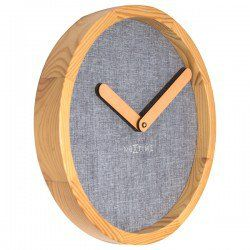 Large, Modern & Designer Wall Clocks - Red Candy