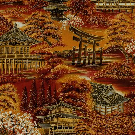 Robert Kaufman - Oriental Traditions 4 EJJM-5865-179 RUST