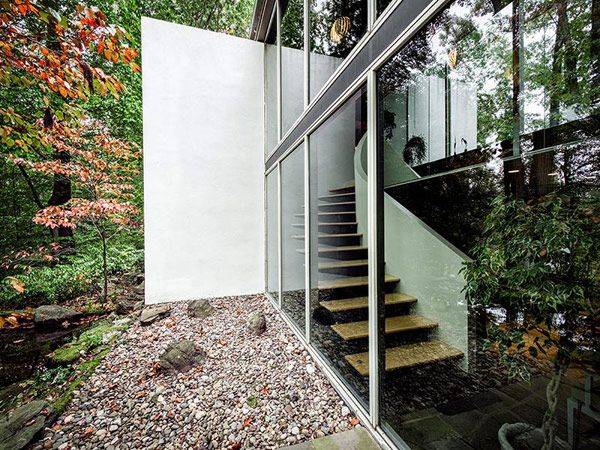 Richard Neutra's Pitcairn House | Plastolux