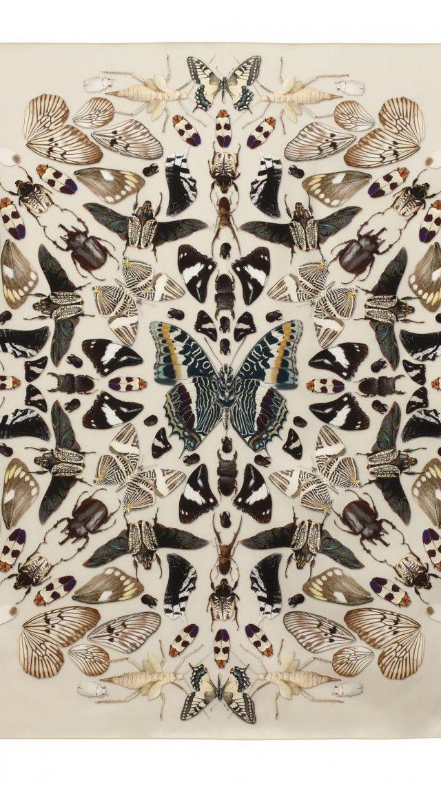 Collections 2014 - Alexander McQueen + Damien hirst