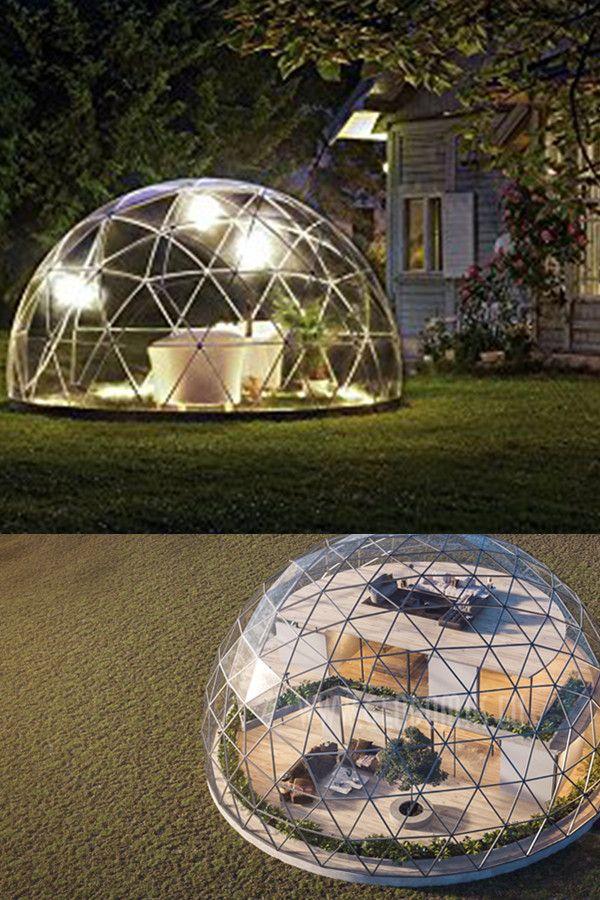 Precio De Fabrica Comercial Grande Impermeable Carpa Al Aire Libre Geodesica Cupula Glamping Casas Tent Glamping Safari Tent Luxury Safari