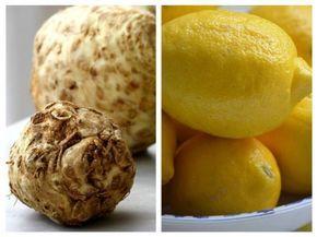 Băutura naturală preparată cu ţelină şi lămâie este un foarte bun adjuvant în curele de slăbire.