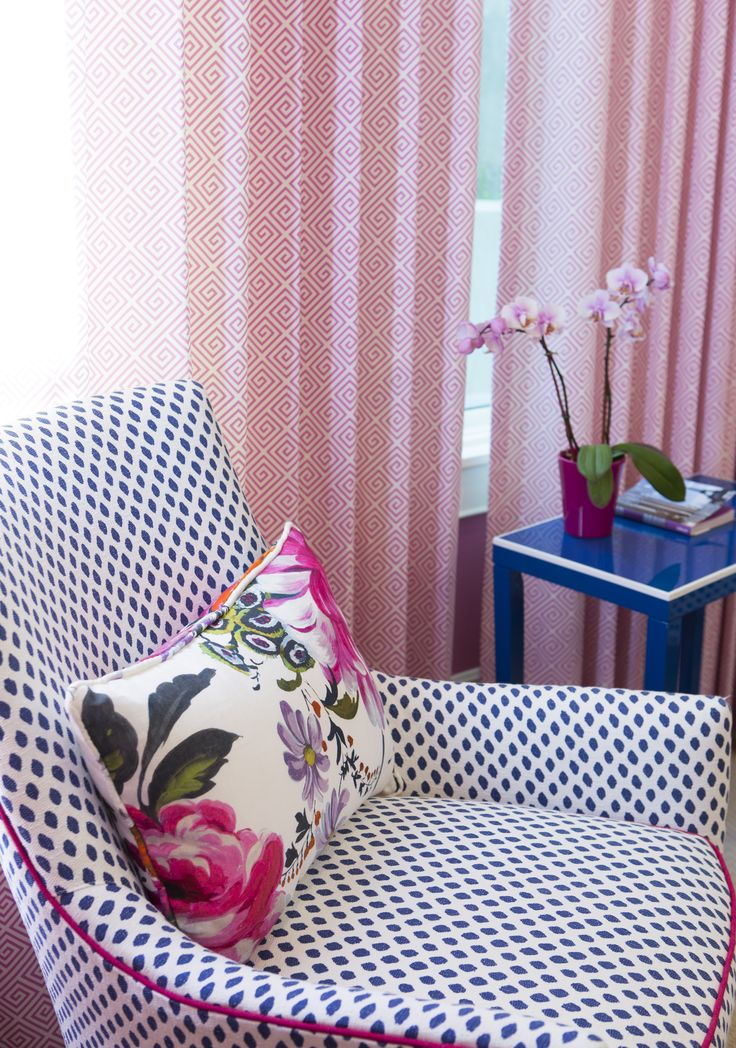 Caitlin Wilson Street Of Dreams Project Pink Bedroom Reveal Http Blog