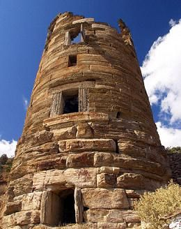 Andros Island, Greece. I was at this tower. Amazing!
