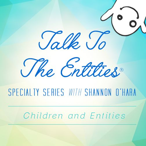 Do your children perceive entities? What if you had tools to pass onto them so they could have more ease with it? How much would that empower them to stand in their own potency? #Children #Entities #ShannonOHara #TTTE