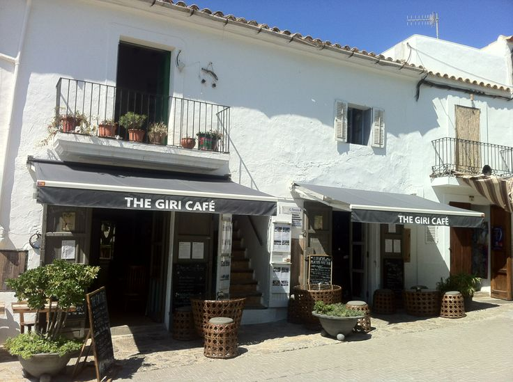 the giri cafe - san juan ibiza