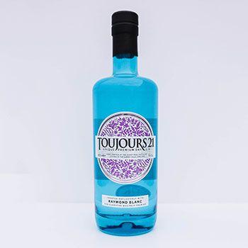 Eurostar creates celebratory gin