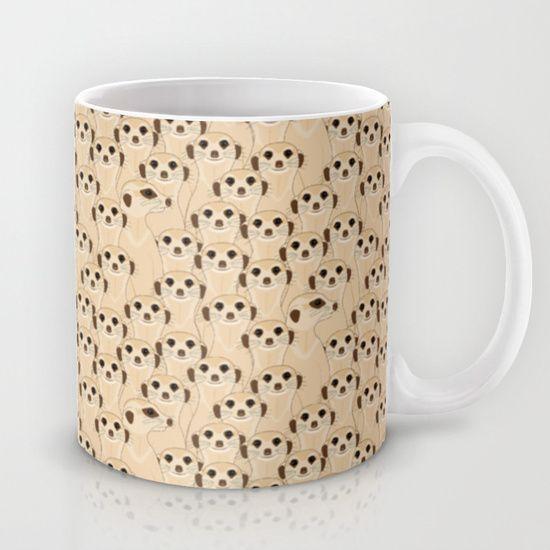 Meerkats - Suricata  Mug