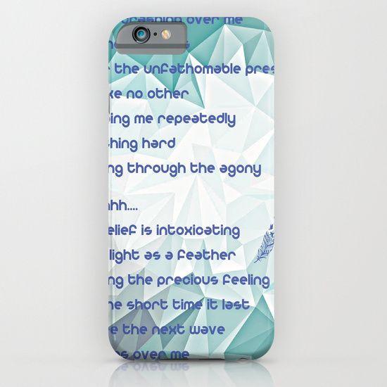 Wave Breaker #Galaxy 4-5, #iPhone & #iPod Case by Helle Gade - $35.00