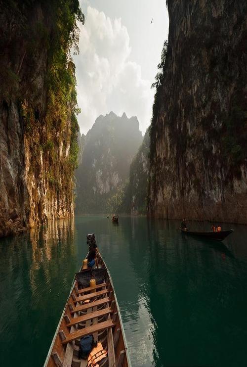 Canyon Lake, Thailand.