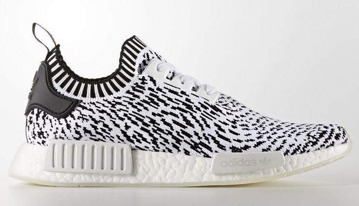 Release Date: adidas NMD_R1 Primeknit 'Black/White' Pack - EU Kicks: Sneaker Magazine