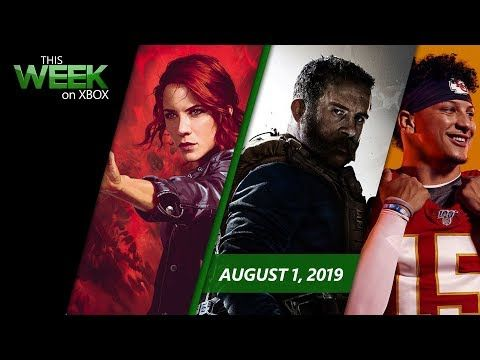 Xbox Free Games and Modern Warfare Multiplayer TV Commercial 2019