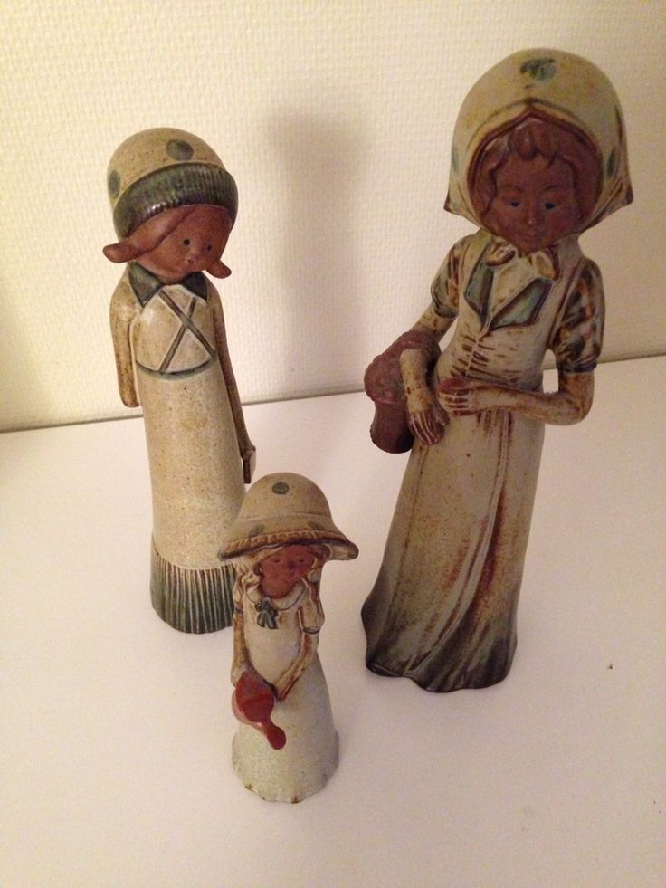 Keramikk jenter.