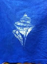 Image result for shibori stitching