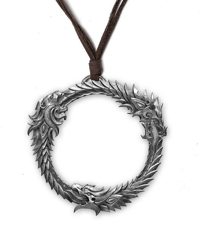 The Elder Scrolls Online Ouroboros Pendant – MerchandiseMonkey