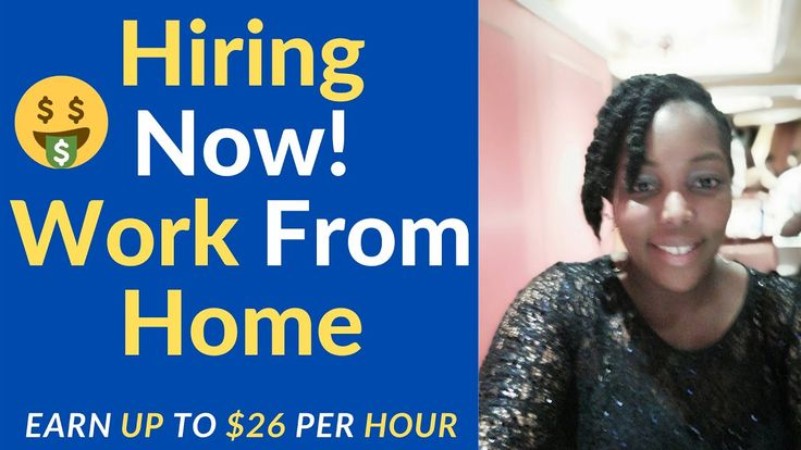 3 Remote Work From Home Jobs Hiring Now Earn Up To 26 Hr