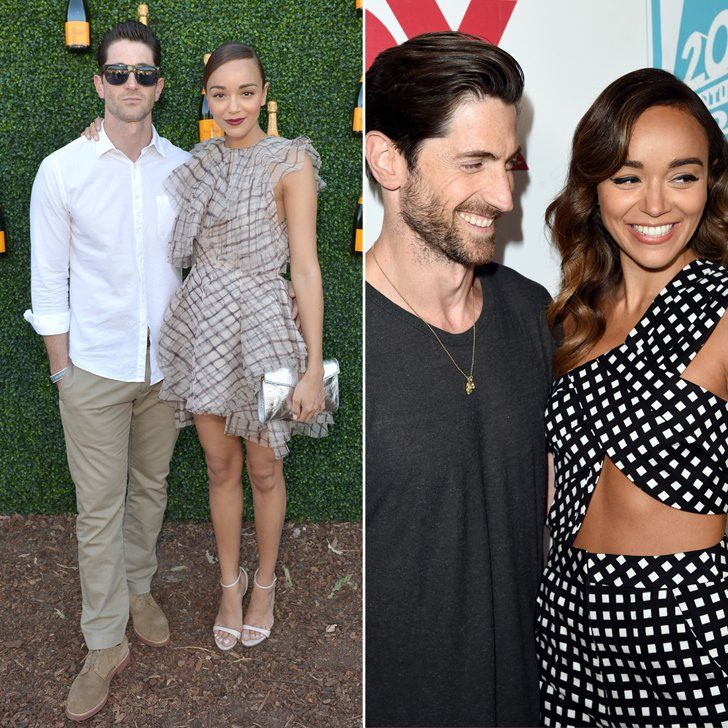 Pin for Later: Iddo Goldberg and Ashley Madekwe Make the Chicest Brit Couple in LA