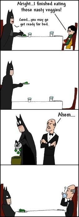 Alfred - Batman's Dad authority figure _DCCCXXXIV_