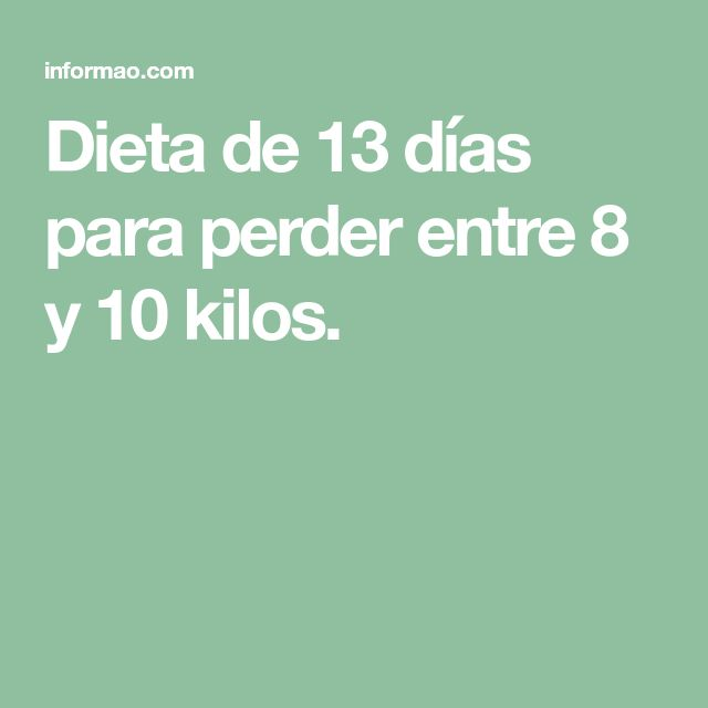 Adelgazar 10 kilos en 3 meses a tu
