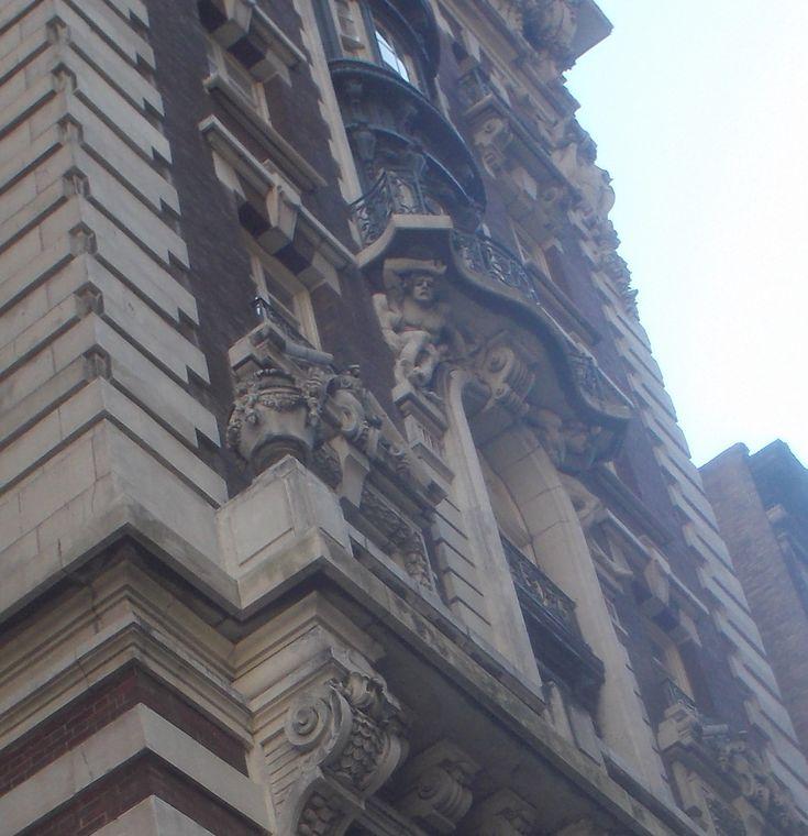 gargoyles upper west side