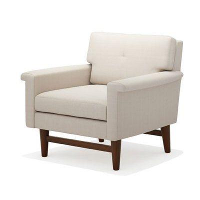 Truemodern Diggity Armchair Sofa Back Cushions Chair