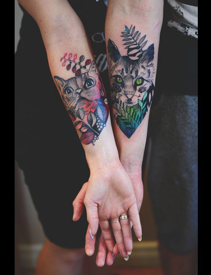 Instagram @dzo_lama facebook Dżo Lama #tattoo #tatuaz #tattoowork #project #design #ink #inked #graphic #tattuaggio #btattooing #tattuaje #illustration #татуировка #тату #krakow #berlin #wroclaw #warszawa #prague #praha #tetovani #tätowierung #tatuaje #dzolama #dzo #lama #couple #cat #man #woman #married