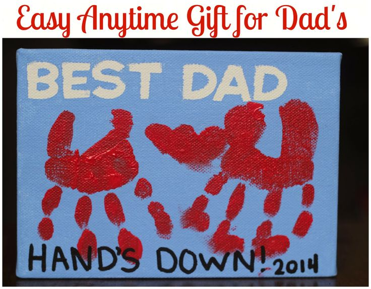 A Taste of Something Unimaginable: Easy Anytime Gift for Dad's