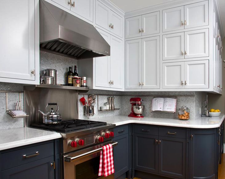 17 best wrap around cabinets images on Pinterest | Dream kitchens ...