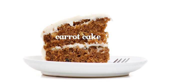 Carrot Cake by DavidsTea