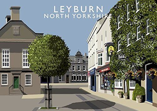 Leyburn Art Print (A3) Chequered Chicken https://www.amazon.co.uk/dp/B071P22QTM/ref=cm_sw_r_pi_dp_x_7oZgzbZV1MQ73