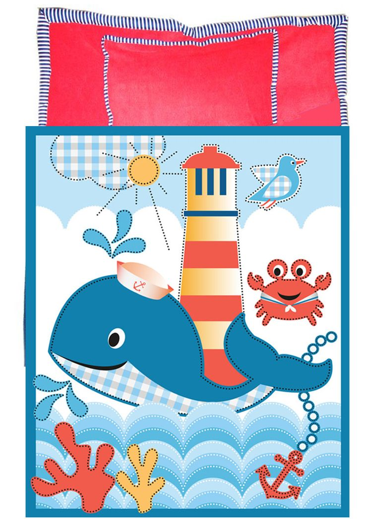 BOYS WHALE Nap Mat All Custom Hand Made with Your Choice of any of the Quilted fabric choices & Trims.Personalization Included! by allaboutyoudesign on Etsy