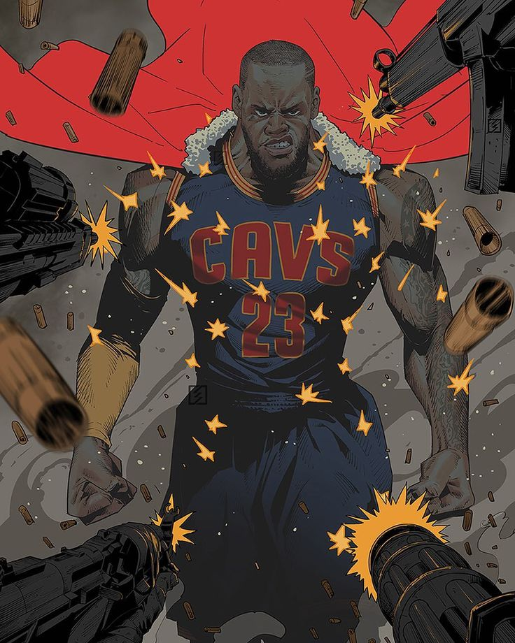 The king still the king!#clevelandcavaliers #cavs #nbafinals #lebronjames #nbaart