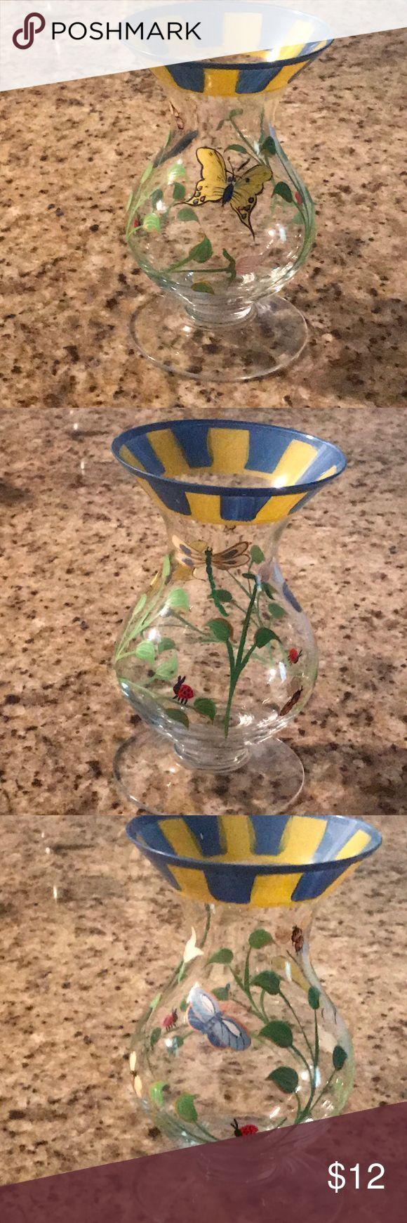 Ponad 25 najlepszych pomysw na pinterecie na temat lenox vase lenox flower vase in butterfly meadow vase reviewsmspy