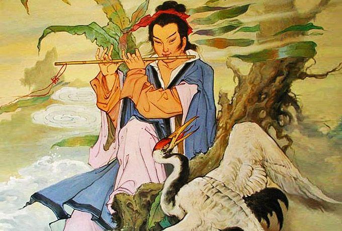 Небольшие и короткие правила от одного из восьми в даосском пантеоне, китайского философа Хань Сян-цзы