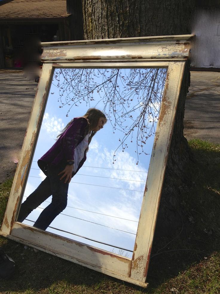 La boite à Pin  Miroir
