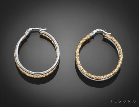 Tesoro Jewellery - Sterling Silver Collecton