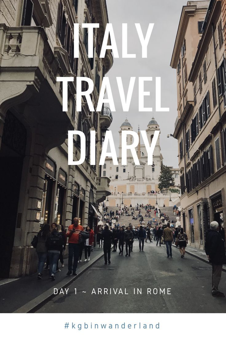 10d9a97f45f0 Italy Travel Diary  Trevi Fountain and Spanish Steps