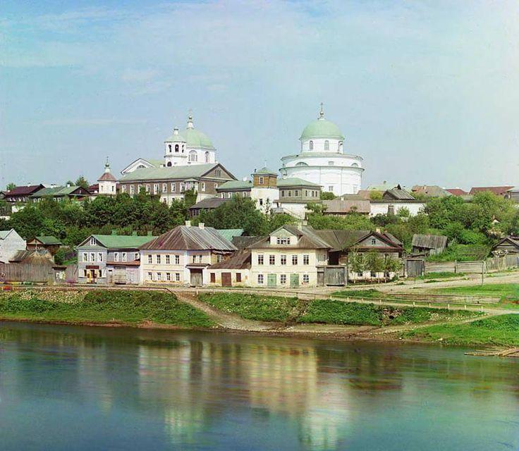 Экспедиция в Торжок - Новоторжская / События на TimePad.ru