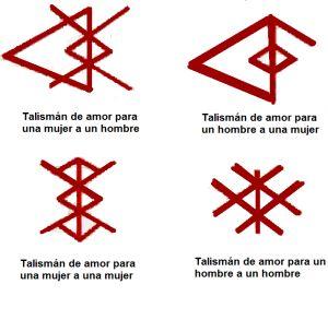 Tatuajes de Runas Vikingas. Talismanes nórdicos: -Runas de amor