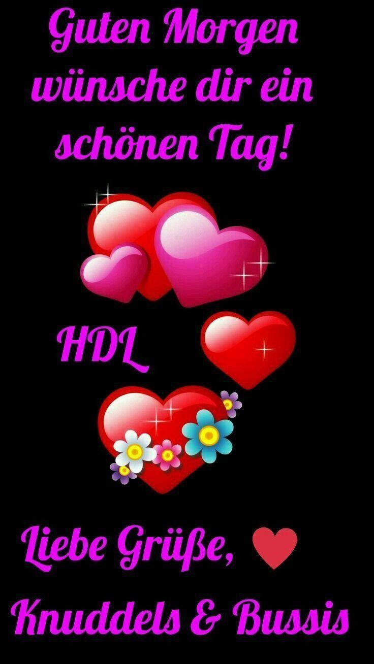Morgen liebesgrüße bilder guten Guten morgen