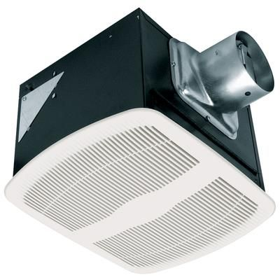 Air King Ltd | Deluxe Quiet Zone ENERGY STAR Exhaust Fan - 110 CFM@ 1.5 Sones - LEED for Homes | Home Depot Canada